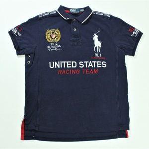 Polo Ralph Lauren Racing Shirt 2012 United States